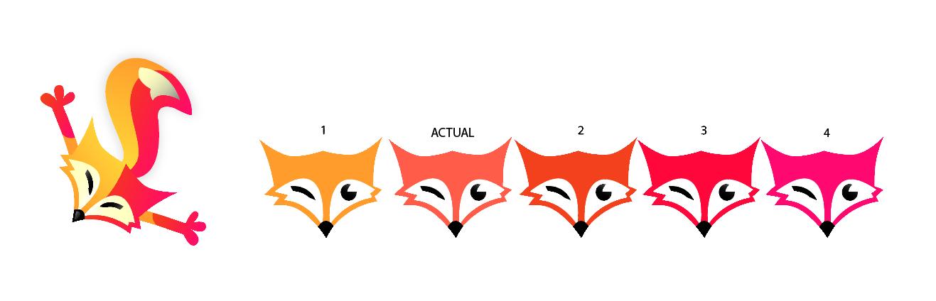 Colour grading on fox studies for Snafflz video